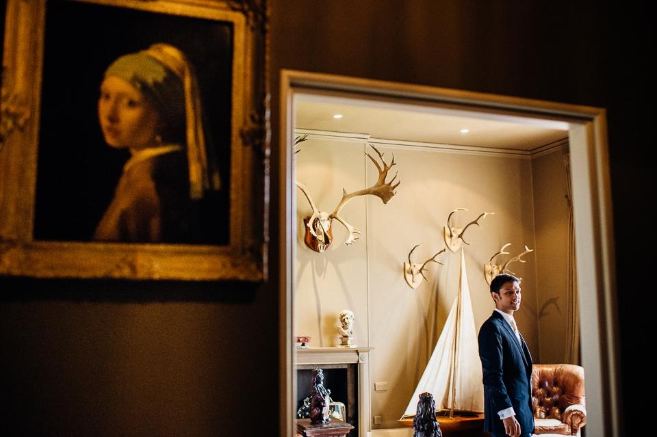 aynhoe park wedding alternative documentary photography-8