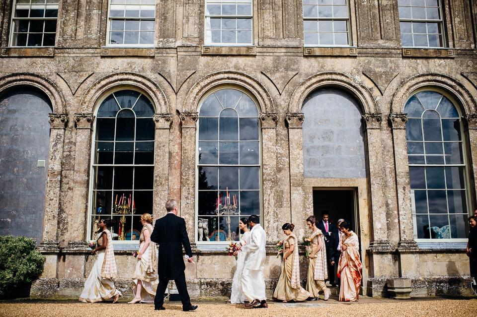 aynhoe park wedding alternative documentary photography-13