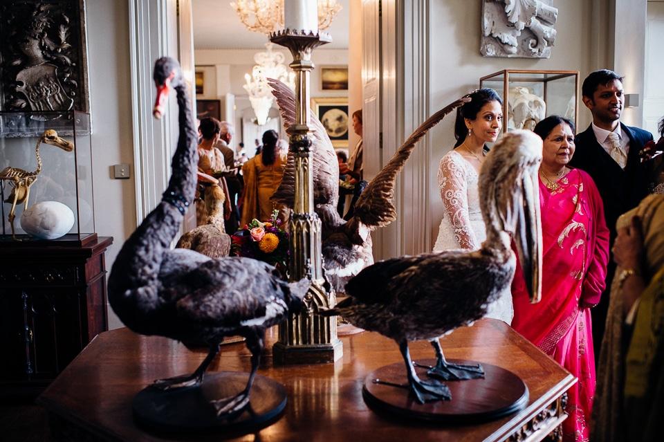 aynhoe park wedding alternative documentary photography-20