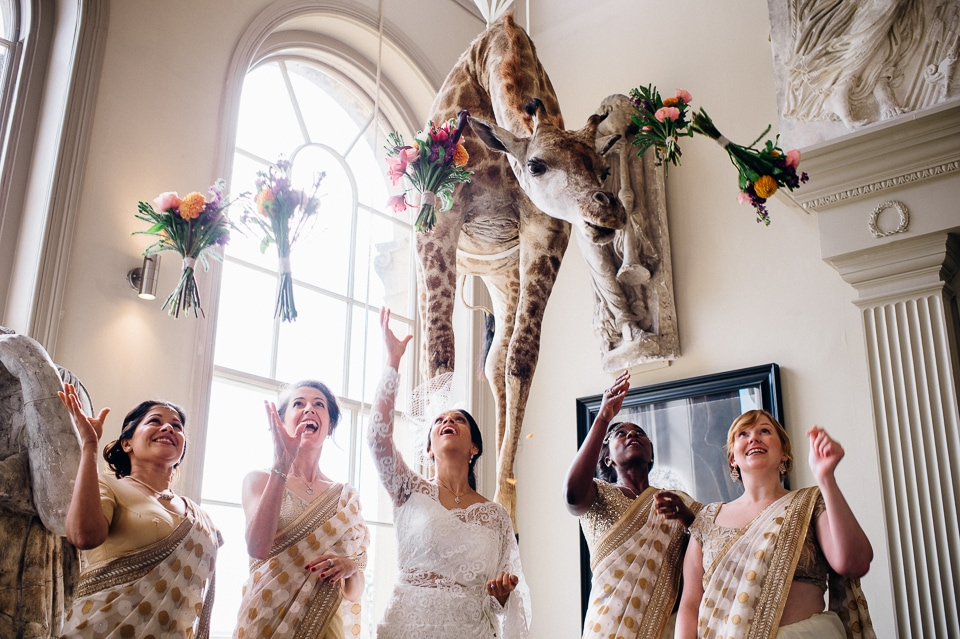 aynhoe park wedding alternative documentary photography-30