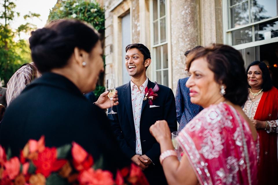aynhoe park wedding alternative documentary photography-42