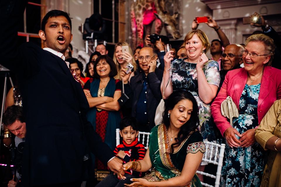 aynhoe park wedding alternative documentary photography-50