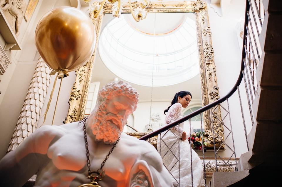 aynhoe park wedding alternative documentary photography-1-3