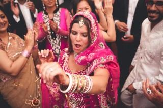 alternative quirky documentary wedding photographer london