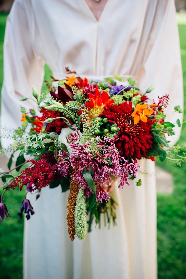 somerset vintage garden wedding-13