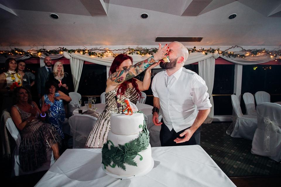 dinosaur rock wedding-31