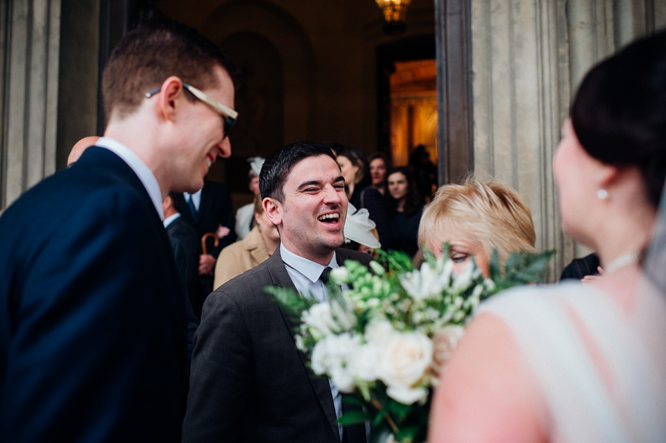 royal naval college library wedding-19