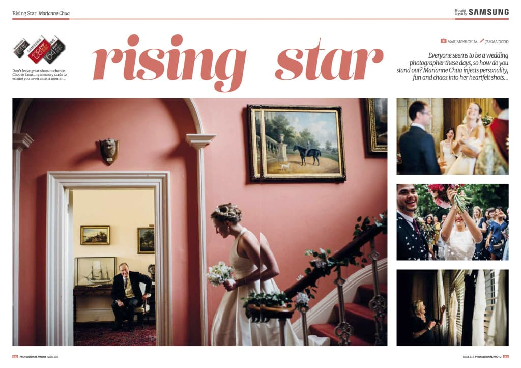 Marianne_Chua rising star quirkiest wedding photographer