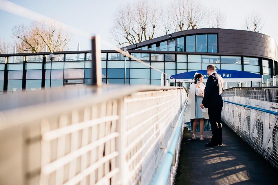 London boat thames wedding-16