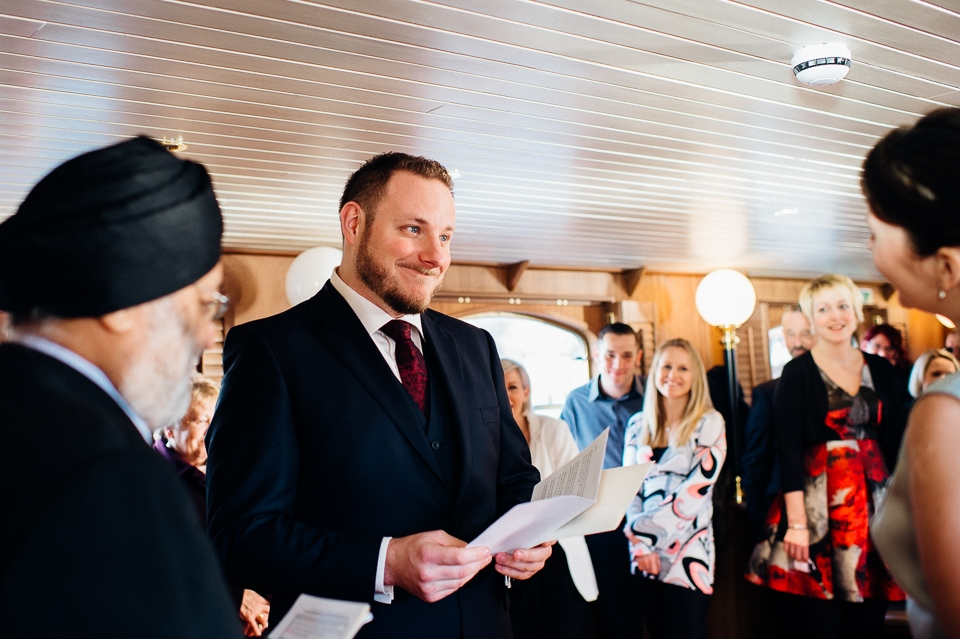 London boat thames wedding-19