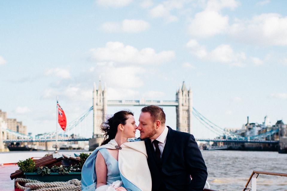 London boat thames wedding-25