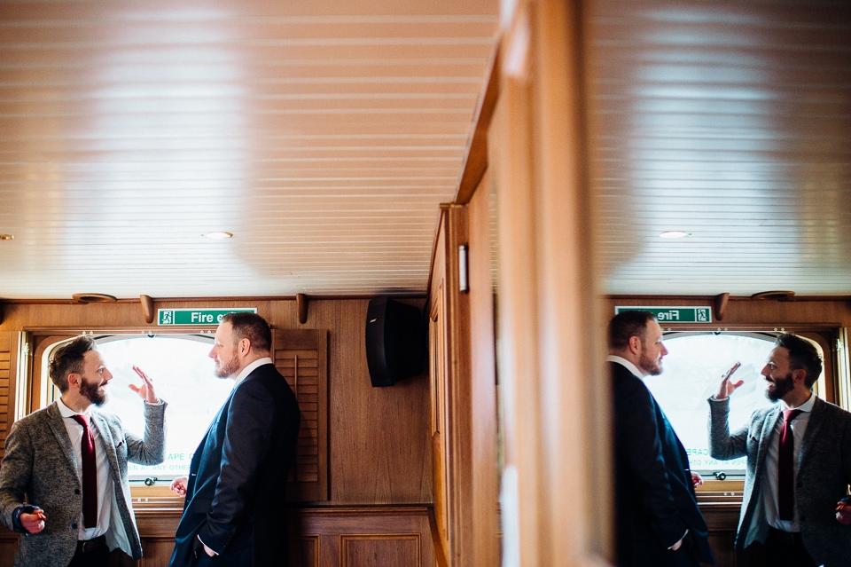 London boat thames wedding-31