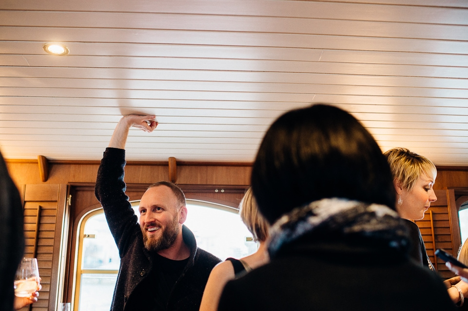 London boat thames wedding-34