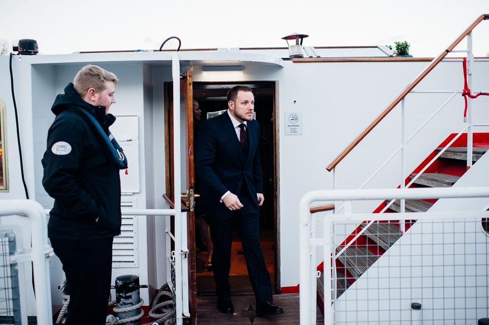 London boat thames wedding-35
