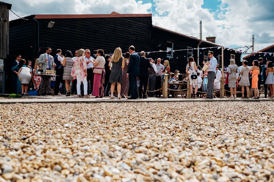whitstable lobster shack east quay wedding-25