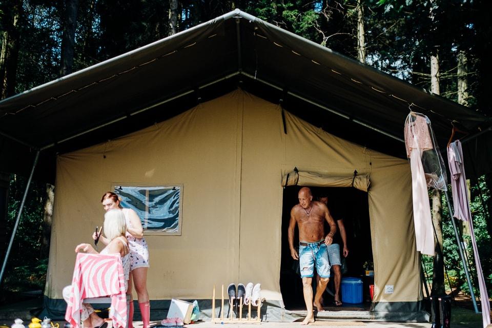 camp katur woodland lesbian wedding-39