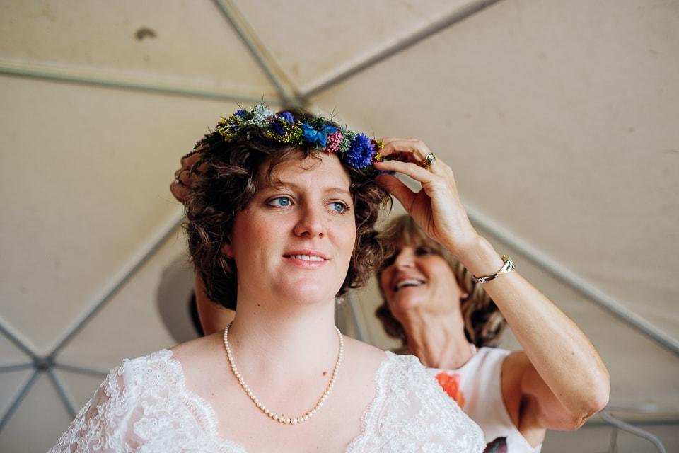 camp katur woodland lesbian wedding-49