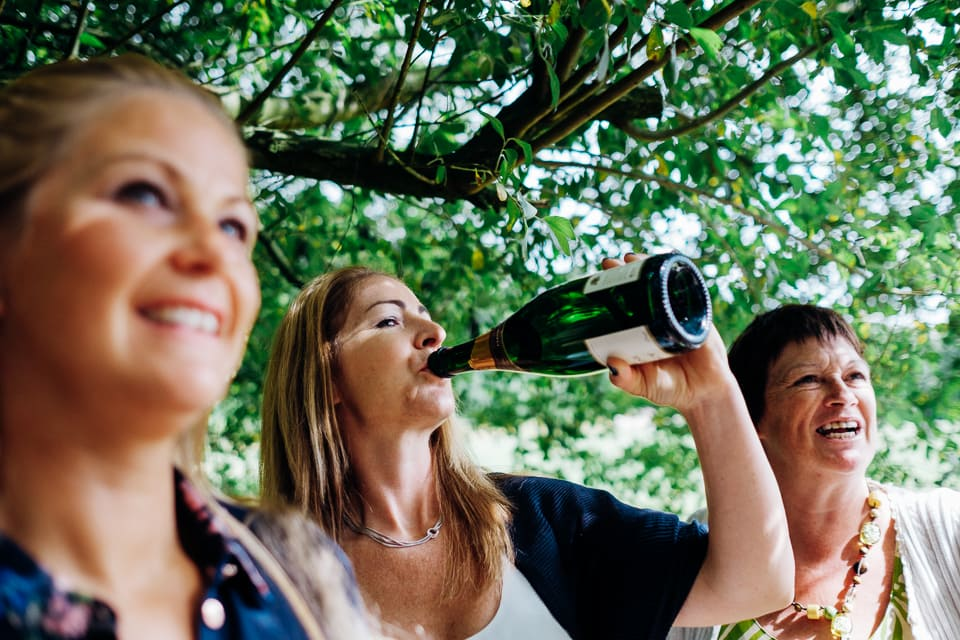 camp katur woodland lesbian wedding-51