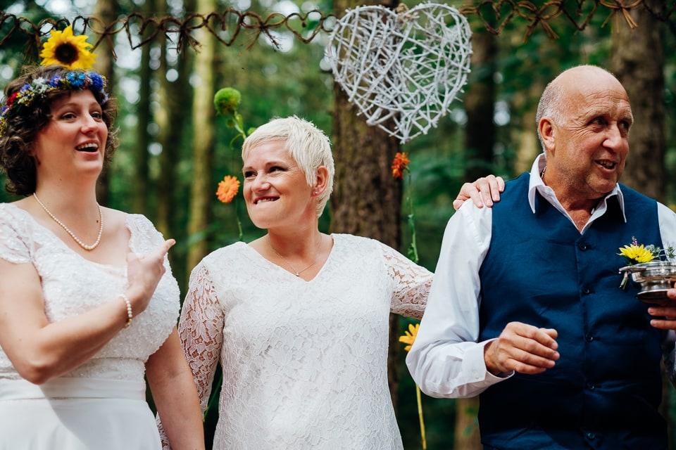 camp katur woodland lesbian wedding-61