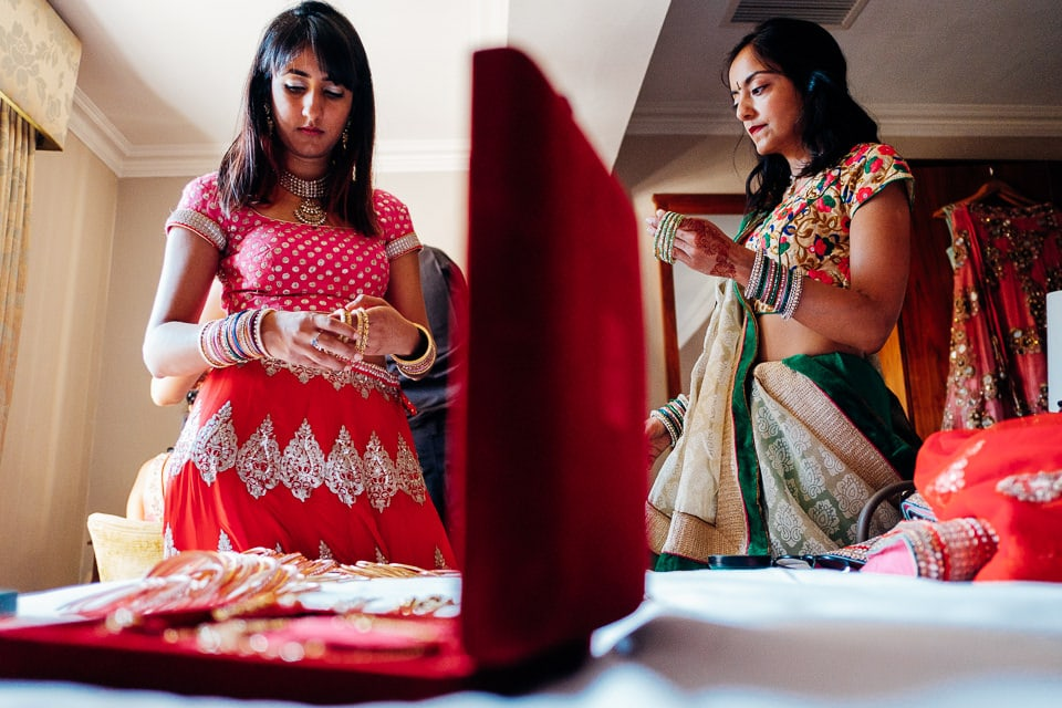 Northbrook Park Indian Wedding-3