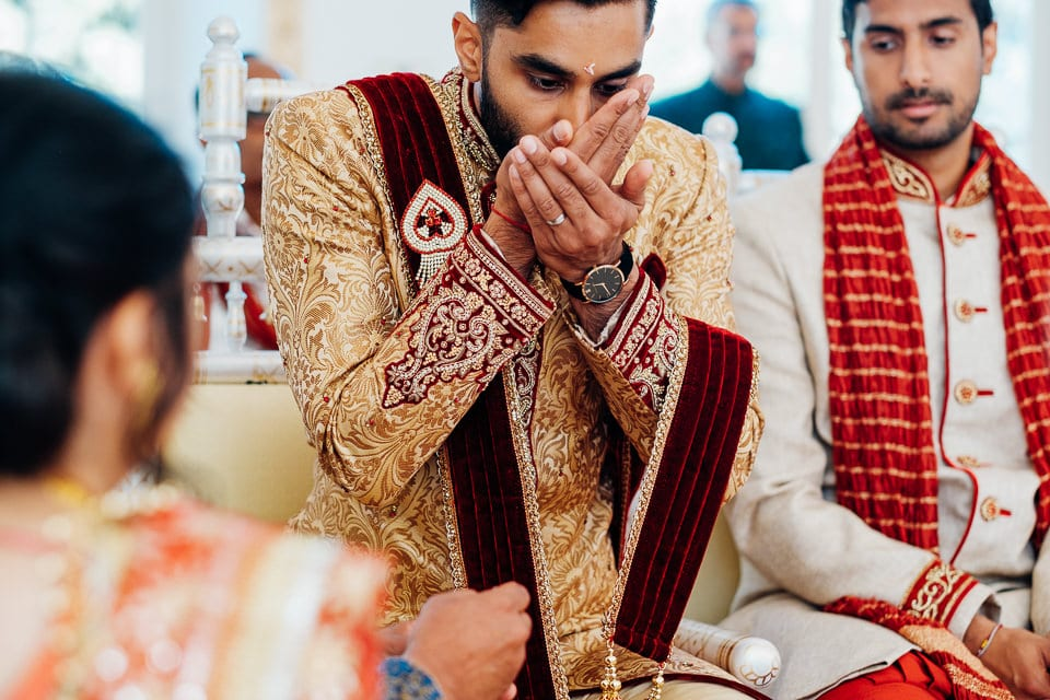Northbrook Park Indian Wedding-10