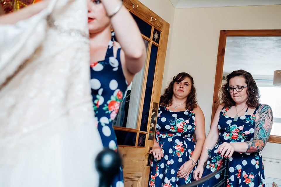 Michelham Priory wedding-7