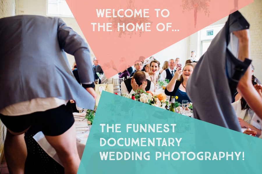 homepage funnest wedding photography