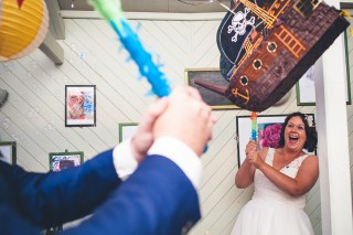wedding pinata