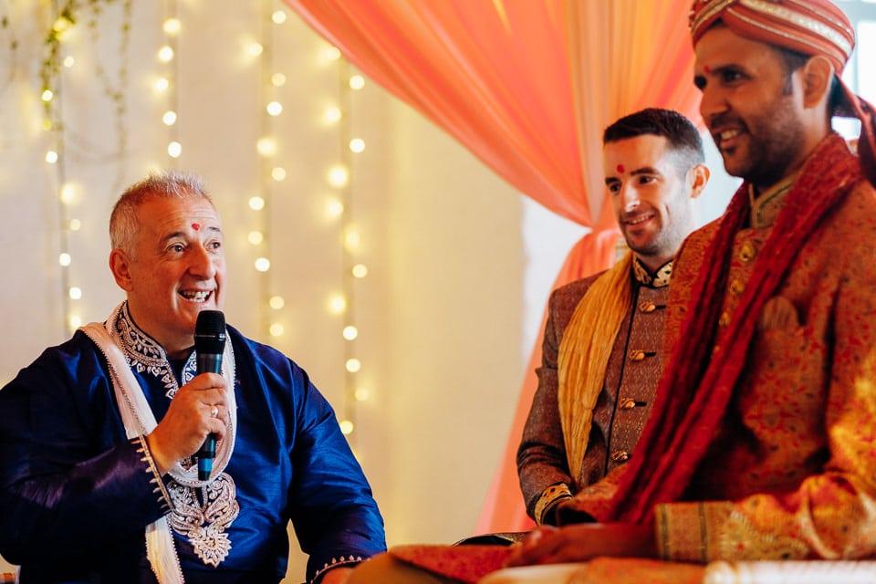 Indian Trinity Buoy Wharf wedding London-14