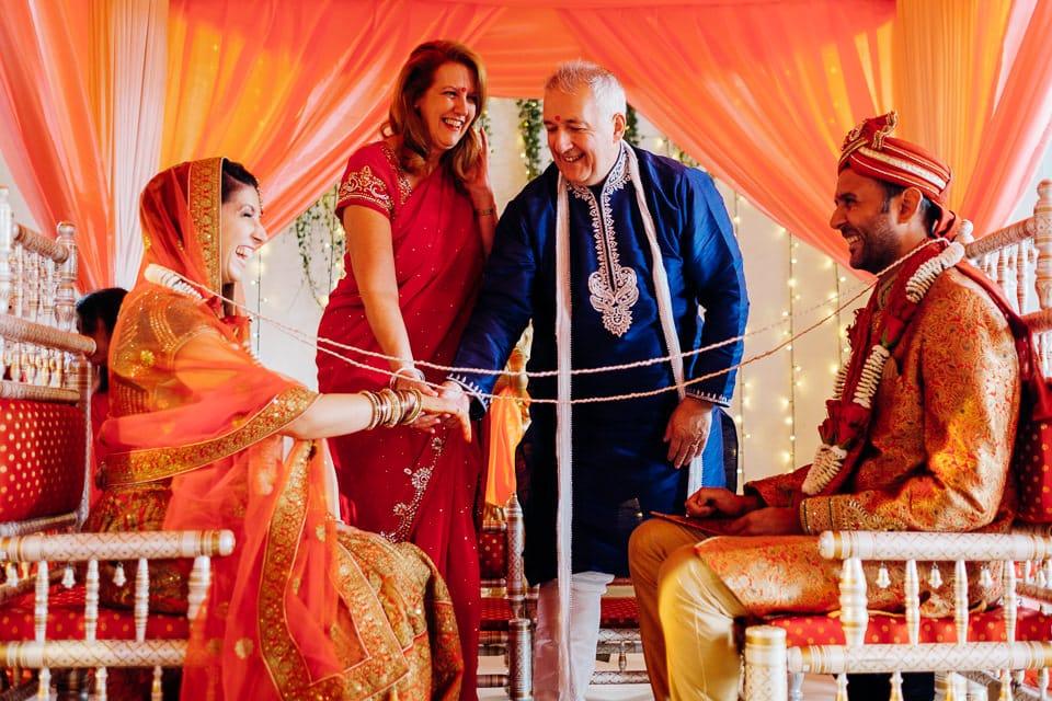 Indian Trinity Buoy Wharf wedding London-19