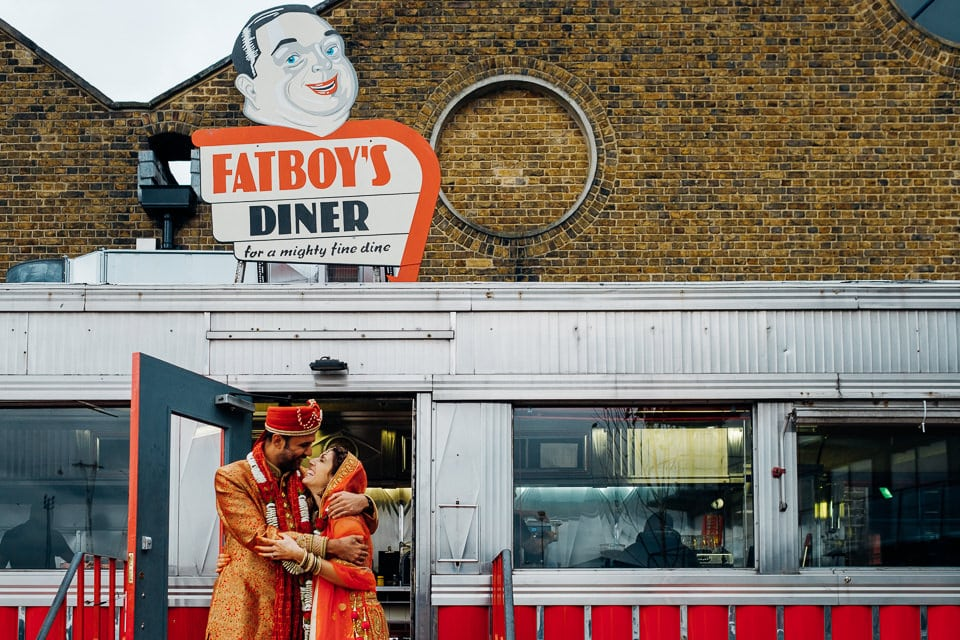 Indian Trinity Buoy Wharf wedding London-32