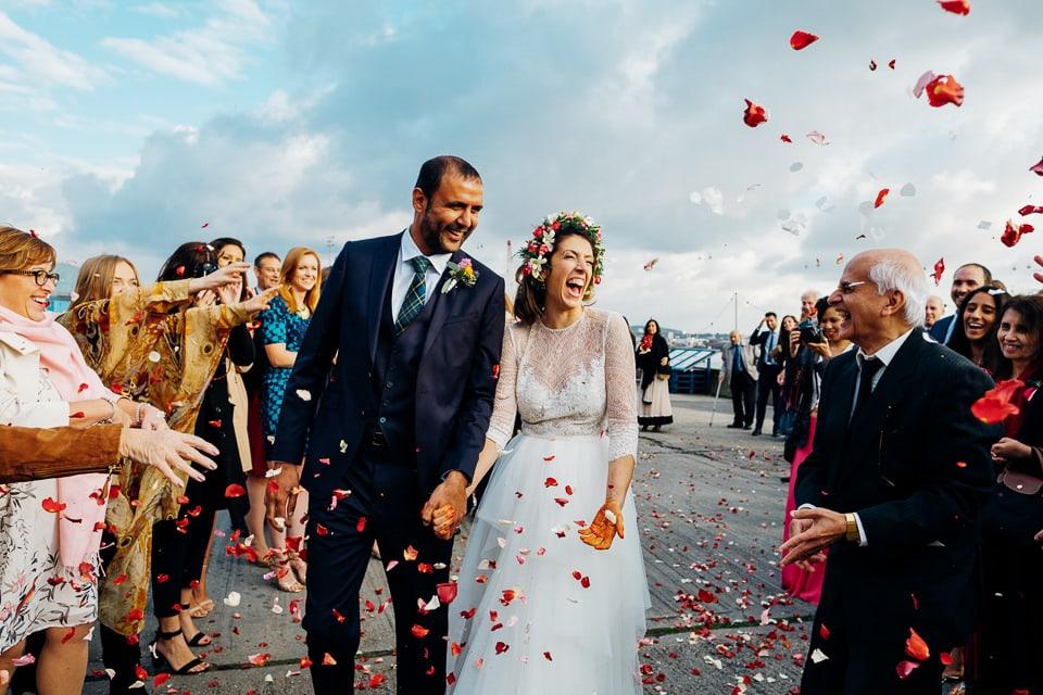 Indian Trinity Buoy Wharf wedding London-54
