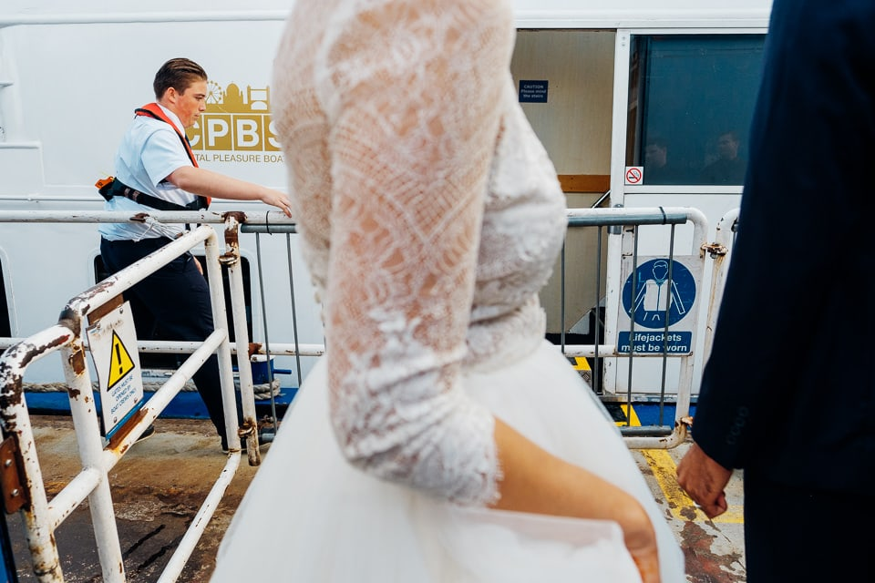 Indian Trinity Buoy Wharf wedding London-55