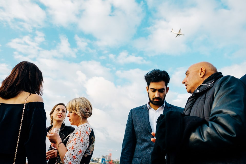 Indian Trinity Buoy Wharf wedding London-62