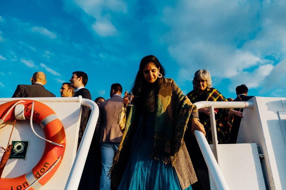 Indian Trinity Buoy Wharf wedding London-65