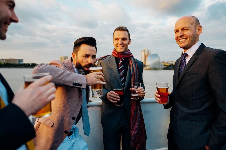 Indian Trinity Buoy Wharf wedding London-71