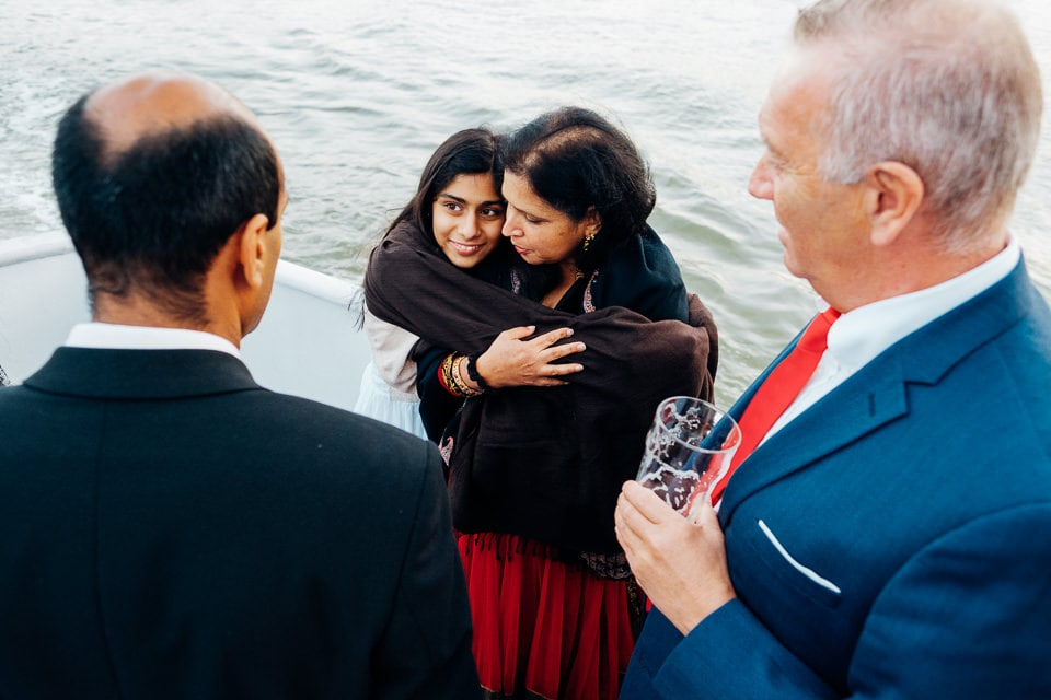 Indian Trinity Buoy Wharf wedding London-76