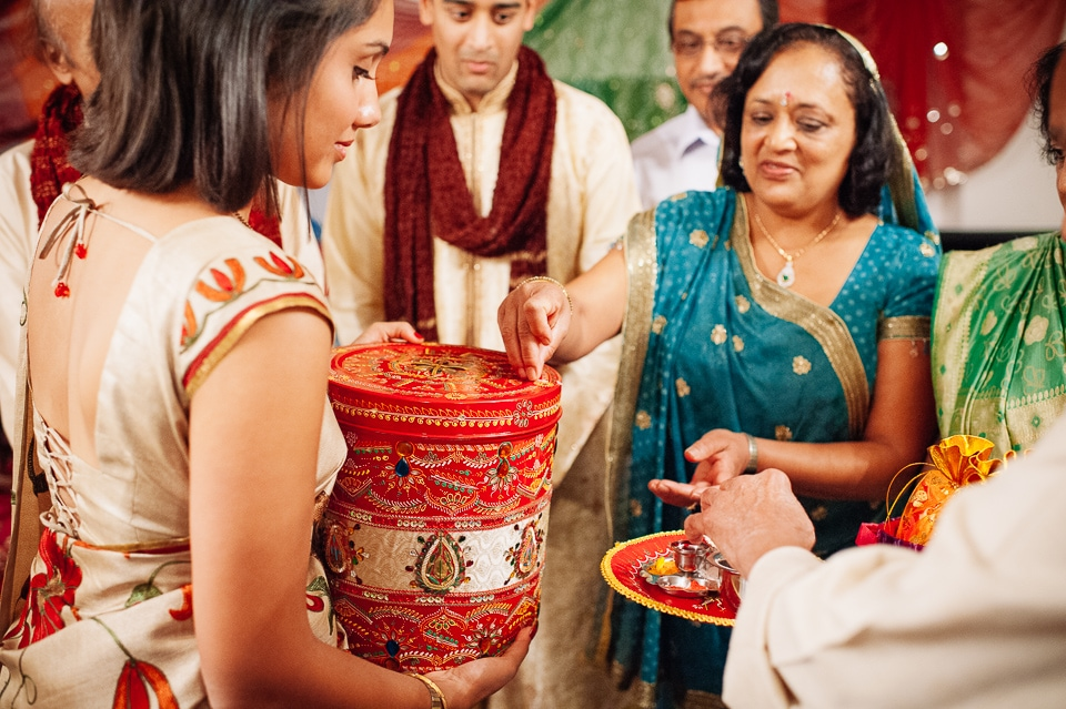 indian engagement gifts