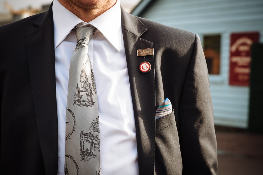 london city tie