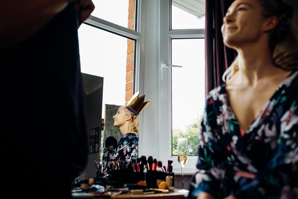 quirky documentary wedding photographer
