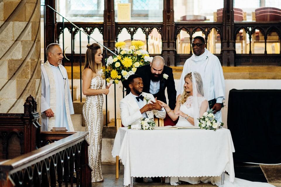 waltham abbey wedding ceremony