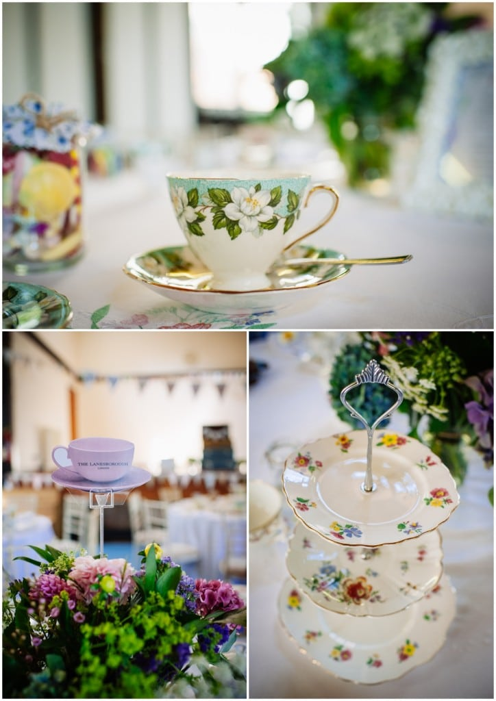 vintage tea party wedding-3