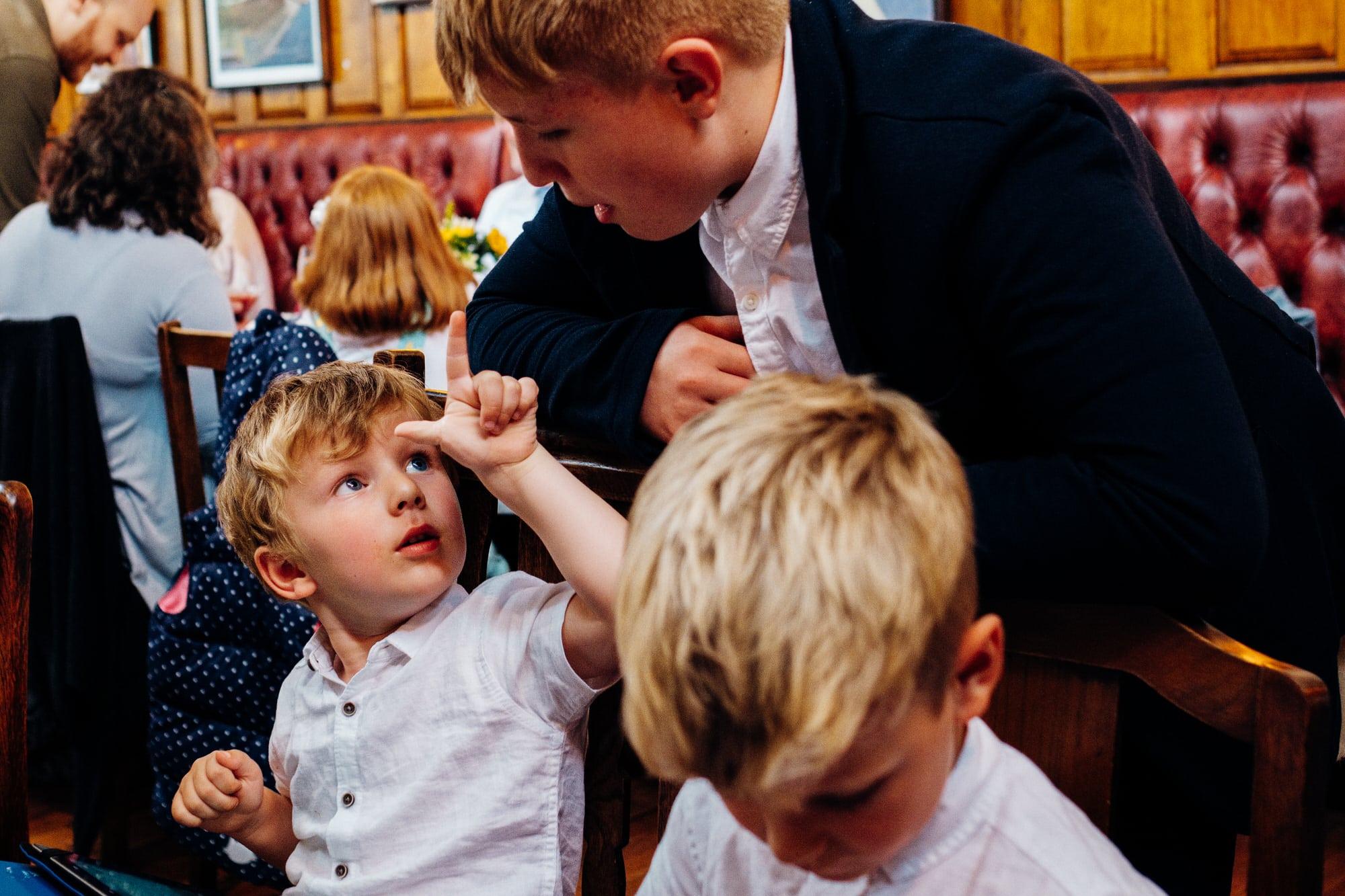 Canonbury Tavern wedding