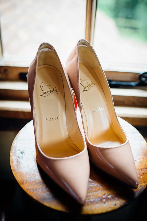louboutin wedding shoes-1