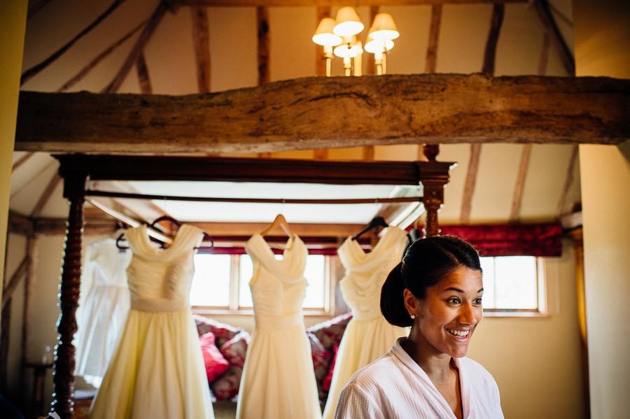 beautiful bridesmaid dresses-1