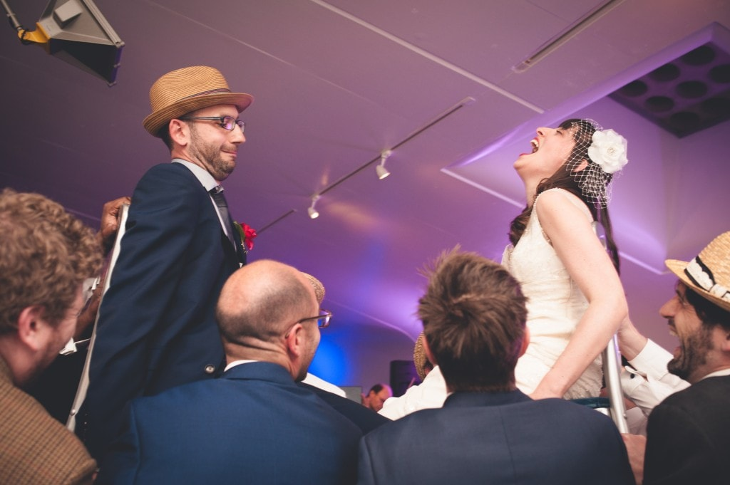 jewish hora chair dance London Alternative Candid Relaxed Fun Alternative Documentary Wedding Photography