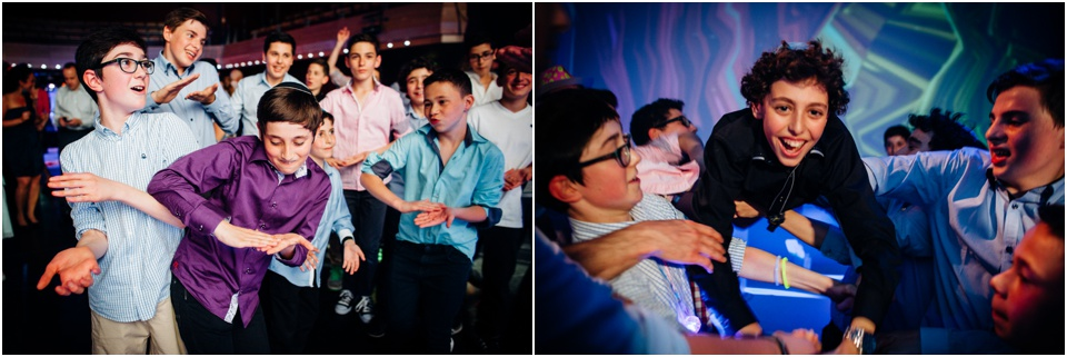 fun modern fresh London bar mitzvah photography