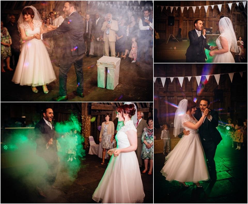 stonehenge first dance