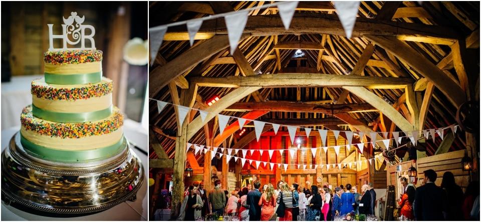 priory barn wedding