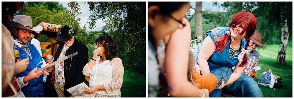 alternative documentary wedding photography